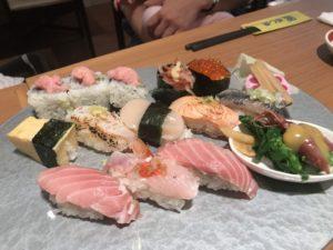 豊洲のお寿司🍣新宿マッサージ